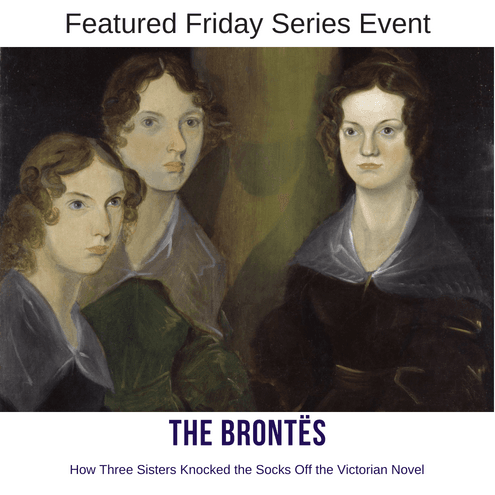 Featured friday - The Brontes - Website