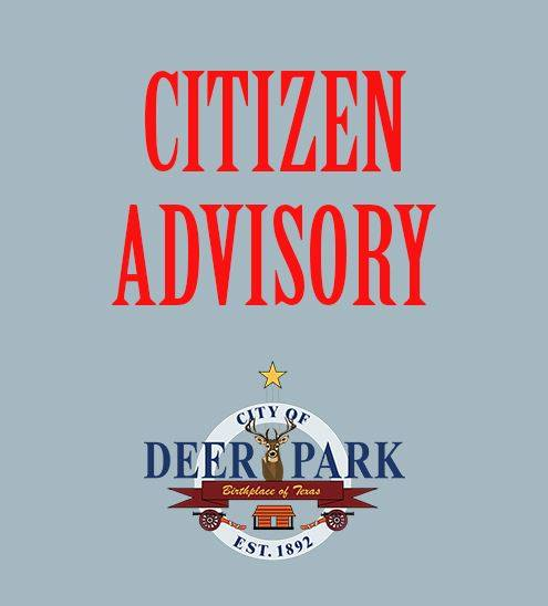 citizen advisory