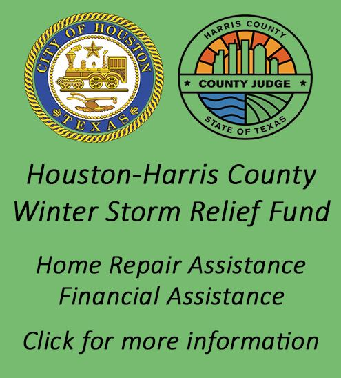 Houston Harris County Winter Storm Relief Fund
